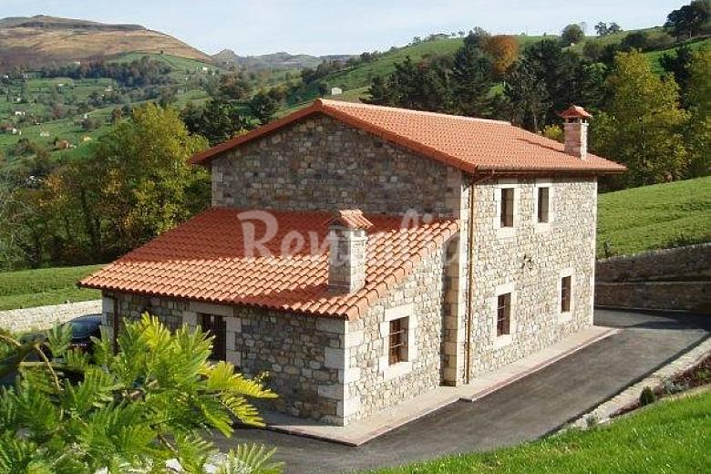 Casa De Vacaciones Con Jard N En Cantabria Selaya