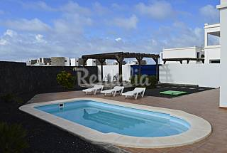 Villa for 6 people only 300 meters from the beach Lanzarote