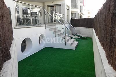 Apartamento de 2 habitaciones a 25 m de la playa Valencia