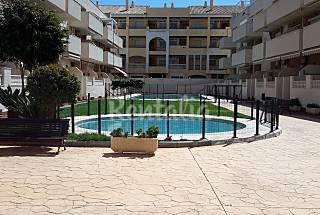 Apartamento para 5 personas a 50 m de la playa Almería