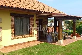 Casa en alquiler a 4 km de la playa frente a Suances Cantabria