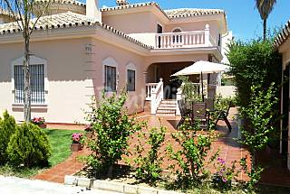 Magnificent villa with heated pool Málaga