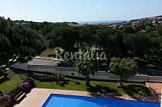 Casa 7 PAX con piscina comunitaria en S`Agaró Girona/Gerona