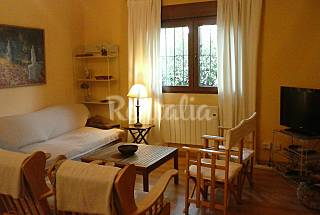 House for 2-12 people with private garden Segovia