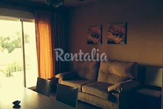 Apartamento para 4-6 personas a 800 m de la playa Huelva