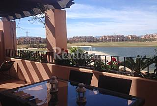 Apartment for rent in a golf course Murcia
