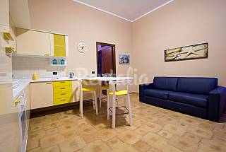 Apartments for 8-12 people only 500 meters from the beach Trapani