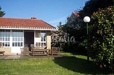 Casa para 6-7 personas a 200 m de la playa A Coruña/La Coruña