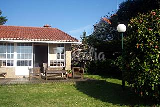 House for 6-7 people only 200 meters from the beach A Coruña
