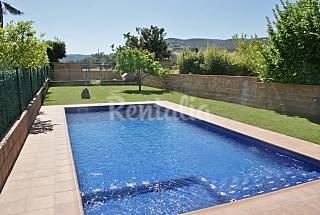 Preciosa casa con piscina privada ideal niños Girona/Gerona