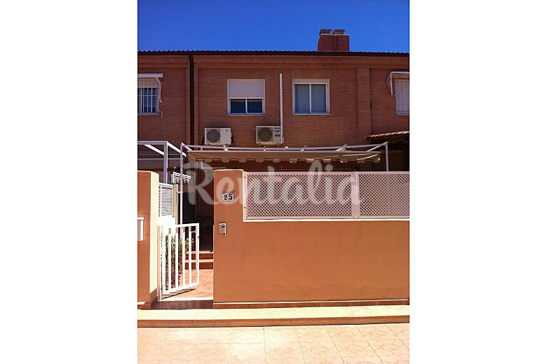 House for 6 people only 300 meters from the beach las - Best house castellon ...