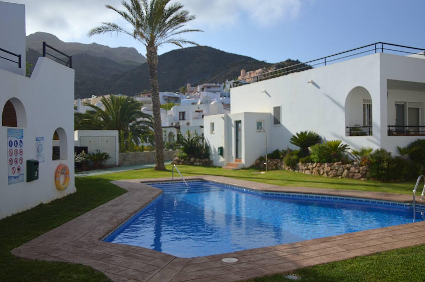 Apartamento en alquiler a 20 m de la playa moj car playa moj car almer a costa de almer a - Apartamentos alquiler mojacar ...