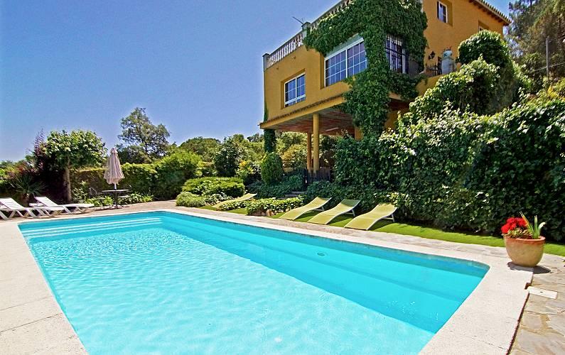 4311d081bf377 Villa de lujo (Lloret de Mar) - Els Pantans de Montbarbat