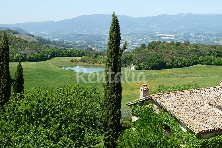 Independent Outdoors Perugia Spoleto Countryside villa