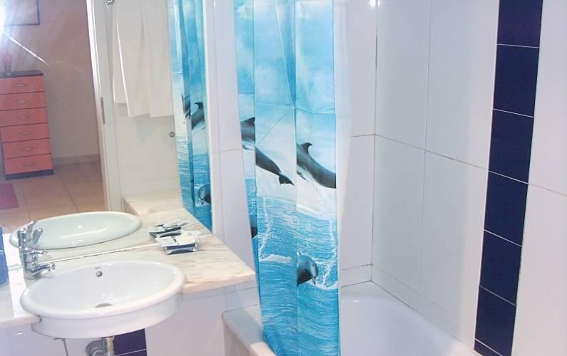 7970/AL Casa-de-banho Algarve-Faro Tavira Apartamento - Casa-de-banho