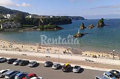 Apartamento 3 dorm y 2 baños en la playa de Covas Lugo