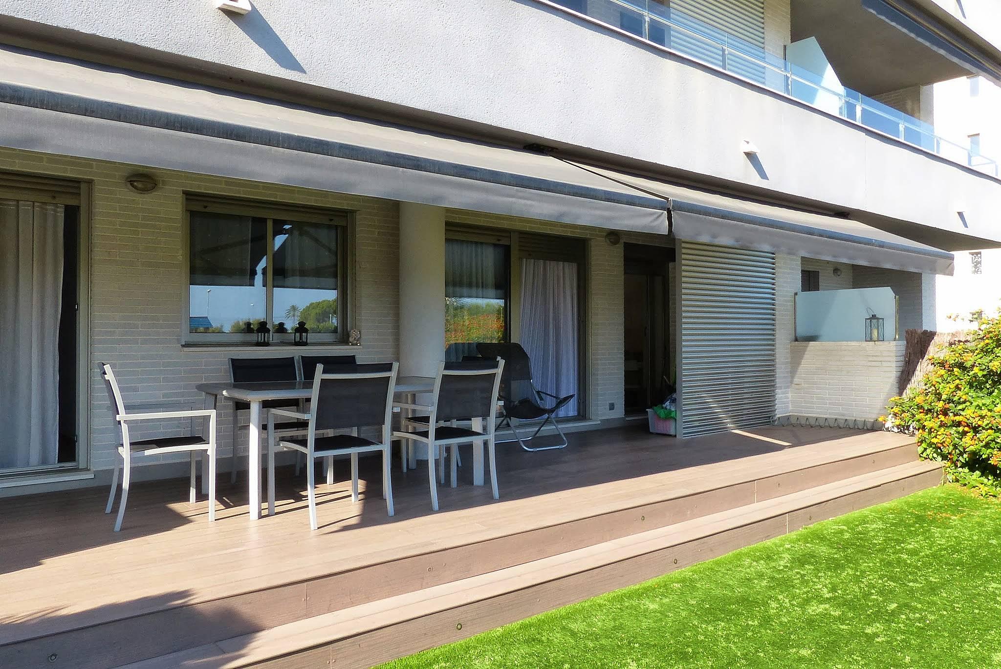 Apartamento en alquiler a 300 m de la playa - Alquiler de pisos en torredembarra ...