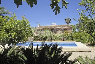 Villa en alquiler a 8 km de la playa Alicante