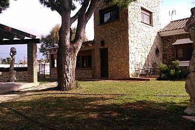 Casa rural en Chiclana, Playa de la Barrosa Cádiz