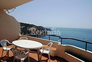 Apartamento con piscina y vista al mar  Girona/Gerona