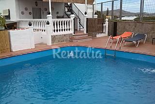 Villa for rent 5 km from the beach Granada
