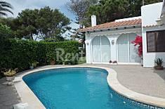Villa para 6-7 personas a 500 m de la playa Menorca