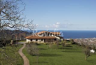 Casa en alquiler a 3.5 km de la playa  Guipúzcoa