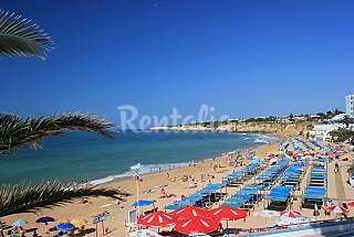 Apartamento com 2 quartos a 300 m da praia Algarve-Faro