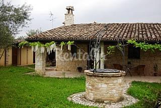 Villa for 2-8 people in Abruzzo Pescara