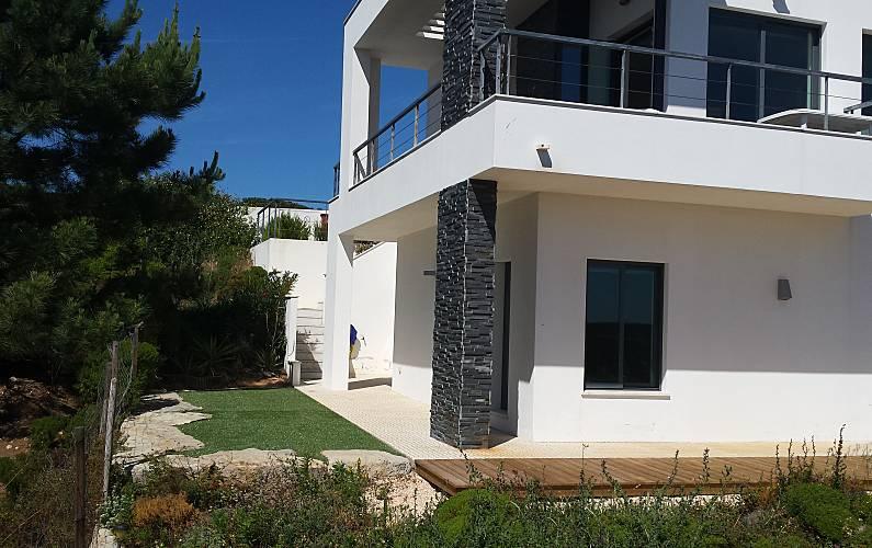 Vivenda Jardim Algarve-Faro Aljezur vivenda - Jardim