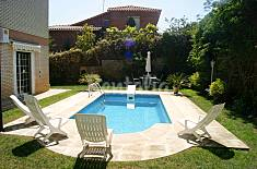 Villa for rent only 200 meters from the beach Barcelona