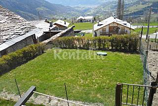Apartment for 3 people with views to the mountain Aosta