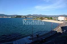 Duplex de 3 habitaciones a 100 m de la playa Pontevedra