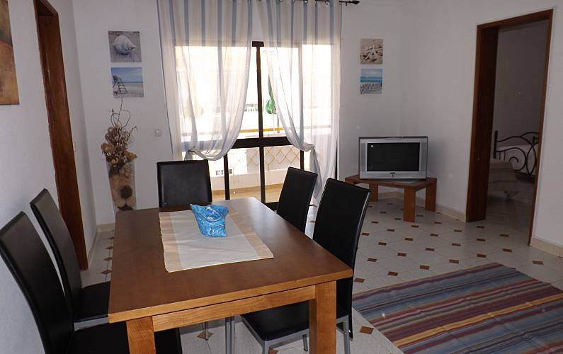 2 Comedor Algarve-Faro Albufeira Apartamento - Comedor