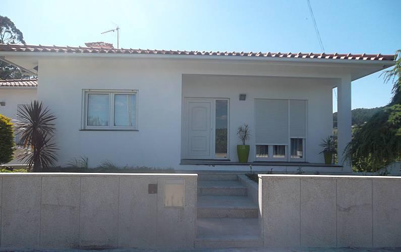 Vivenda Exterior da casa Braga Esposende Villa rural - Exterior da casa