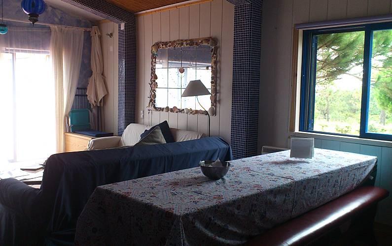 Ericeira Dining-room Lisbon Sintra villa - Dining-room