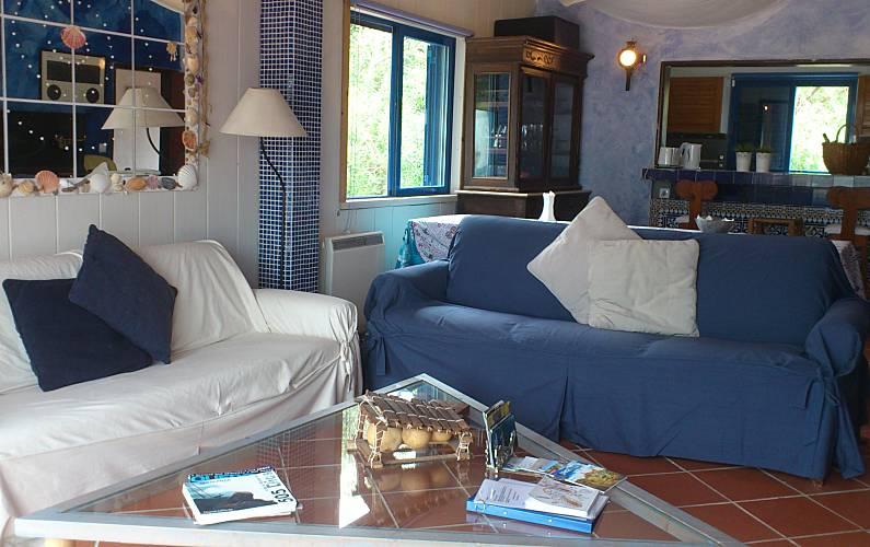 Ericeira Living-room Lisbon Sintra villa - Living-room