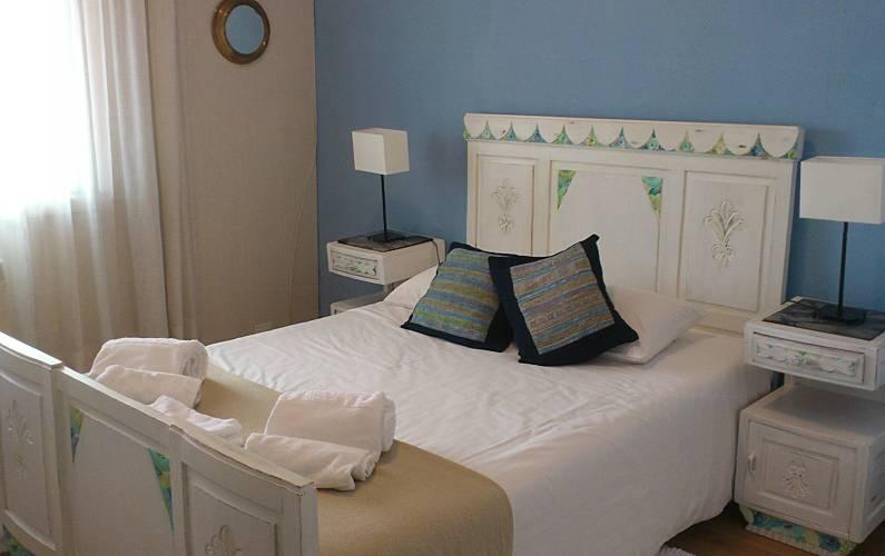 Ericeira Bedroom Lisbon Sintra villa - Bedroom