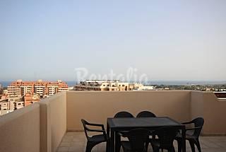 Fantástico ático en residencial con piscina Almería