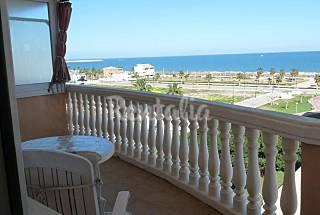 Apartamento de 2 habitaciones vistas al mar Valencia