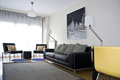 Apartamento para alugar em San Sebastian centro Guipúscoa
