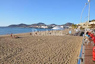 Apartamento para 4 personas en 1a línea de playa Gran Canaria