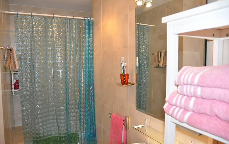 Apartment Bathroom Gran Canaria Las Palmas Apartment - Bathroom