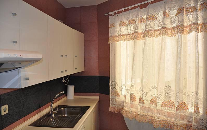 Apartment Kitchen Gran Canaria Las Palmas Apartment - Kitchen