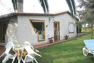 House for rent only 700 meters from the beach Latina