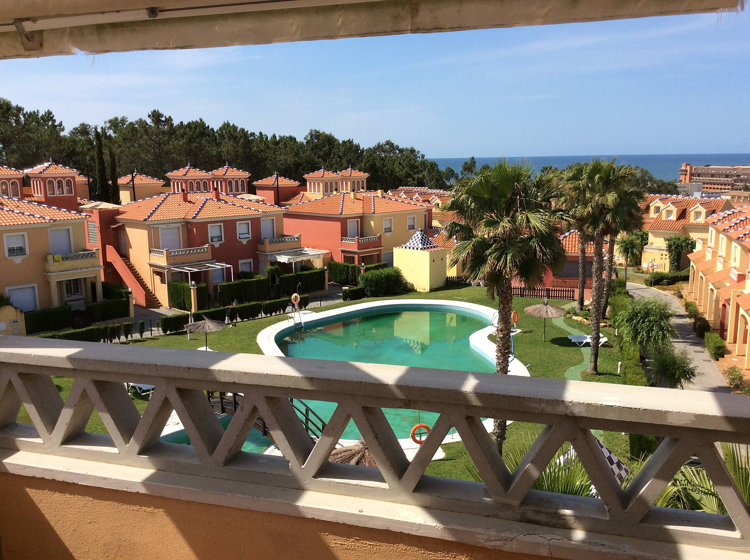 Apartamento En Golf Vista Al Mar 800 M De La Playa Islantilla Lepe Lepe Huelva Costa De La Luz