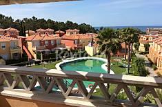 Apartamento en golf vista al mar 800 m de la playa Huelva