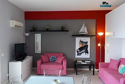 Appartamento in residence a 500 m dalla spiaggia Palermo