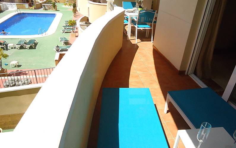 Apartamento Terraço Málaga Benalmádena Apartamento - Terraço