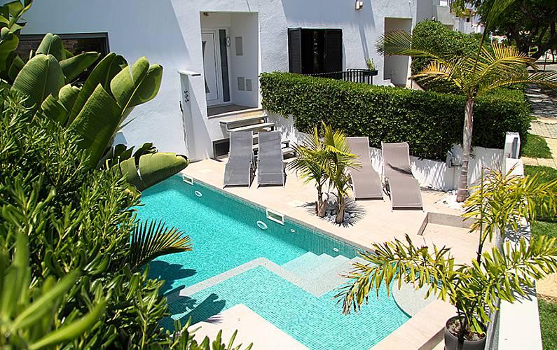 Luxuosa Piscina Algarve-Faro Loulé casa - Piscina